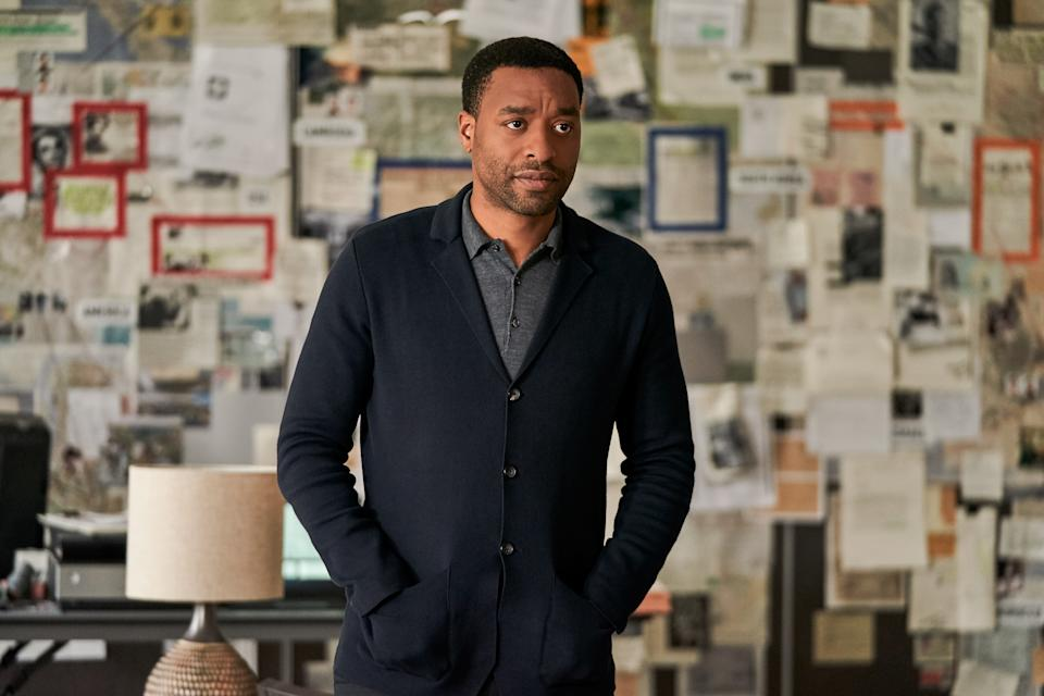 Chiwetel Ejiofor in The Old Guard (Aimee Spinks/Netflix)