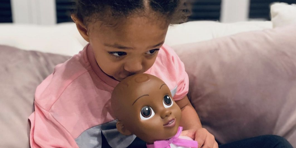 You Can Now Buy Serena Williams's Daughter's Beloved Doll Qai Qai on Amazon