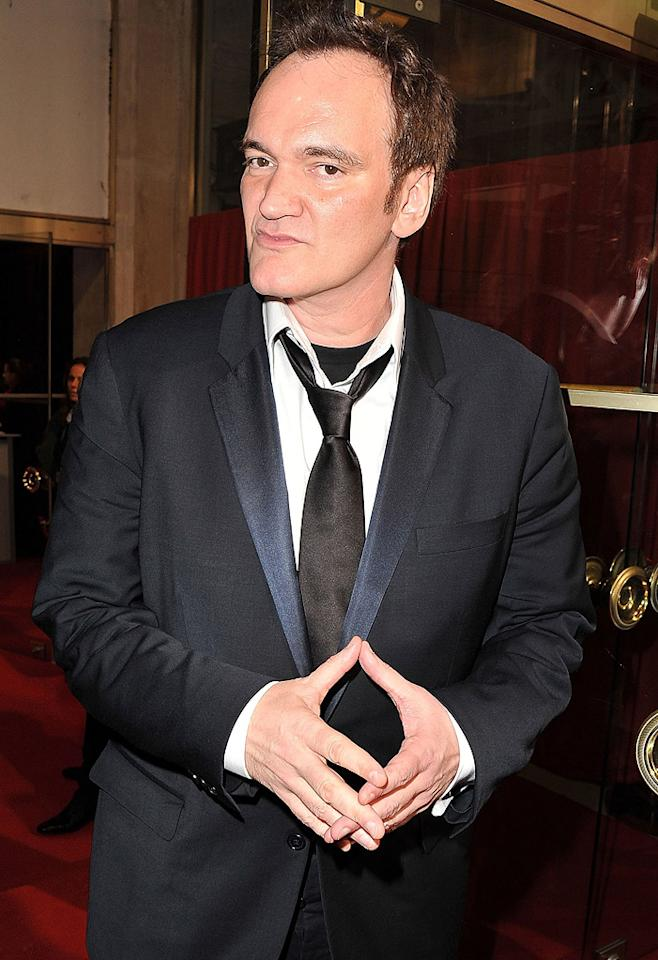 "March 27: Quentin Tarantino turns 48 Dominique Charriau/<a href=""http://www.gettyimages.com/"" target=""new"">GettyImages.com</a> - February 25, 2011"