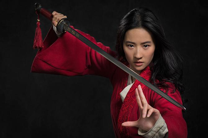Mulan (Yifei Liu) (Foto: Stephen Tilley; © 2018 Disney Enterprises, Inc. All Rights Reserved.)