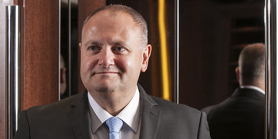 58) Eugenio Pirri, Chief People and Culture Officer, Dorchester Collection. Photo: Dorchester Collection