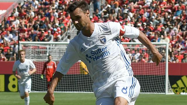 Chris Wondolowski broke Landon Donovan's record with four goals in last week's victory and the veteran was at it again on Sunday.