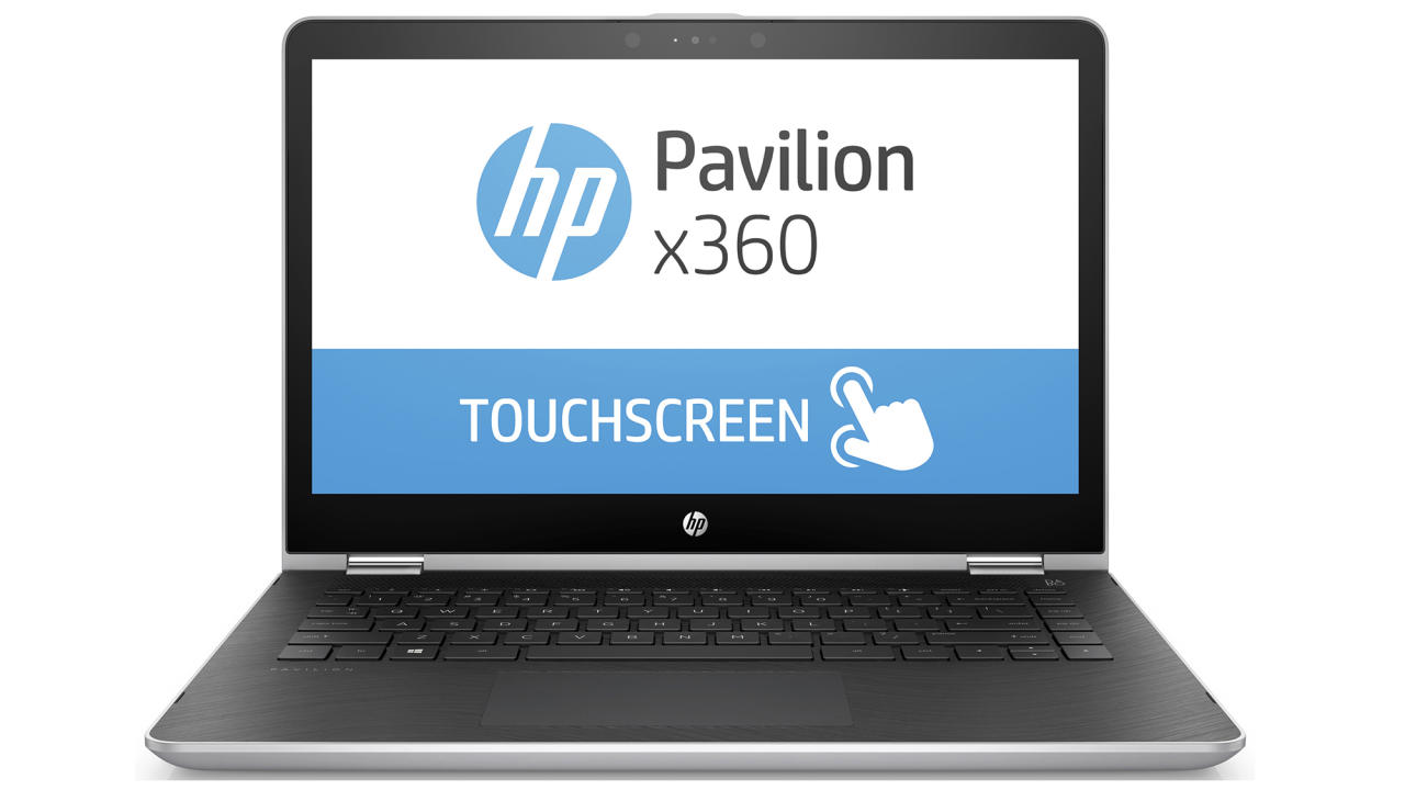 <p>Work smarter, not harder, with the HP Pavilion x360 Convertible Laptop ($1197) that perfectly blends business and pleasure. The touchscreen display has a 360-degree hinge so you can flip between working on the laptop or using it as a standalone display for your favourite entertainment – or fold the keyboard back entirely to use it like a tablet. There's nothing it can't do! The super-versatile design makes it a must for the home and office. </p>