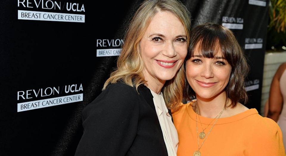 Peggy Lipton became an overnight success for her role in The Mod Squad and Rashida Jones followed in her footsteps. [Photo: Getty]