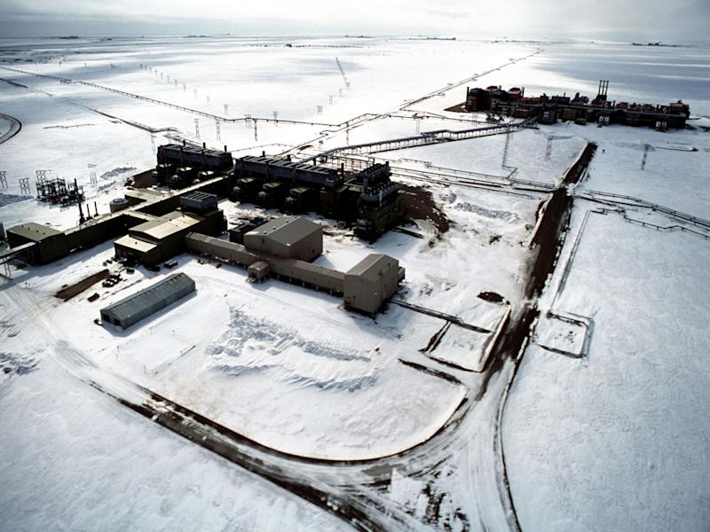 Alaska Snow Cover Thinning, May Pose Hurdle for Refuge Drilling