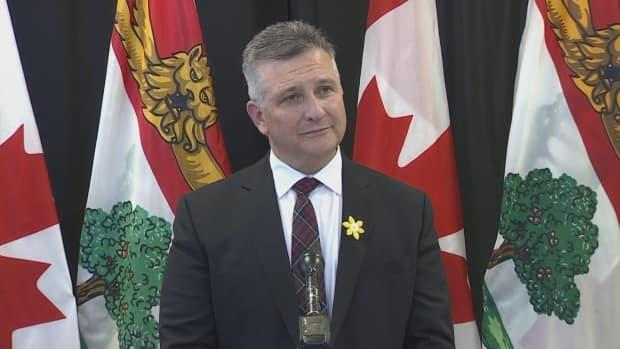 Cornwall-Meadowbank MLA Heath MacDonald says the Liberal caucus is hearing concern about the lack of details on the pre-K program.