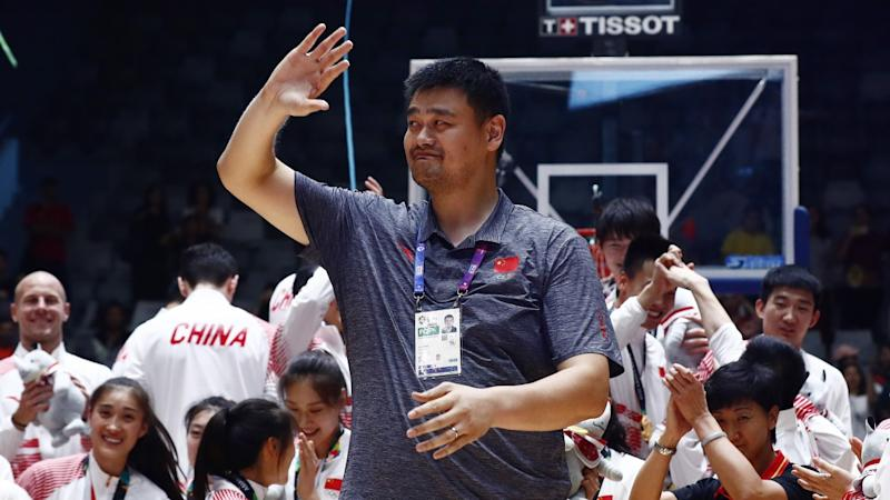 Yao Ming could take charge of Chinese football following Cai Zhenhua exit, say reports