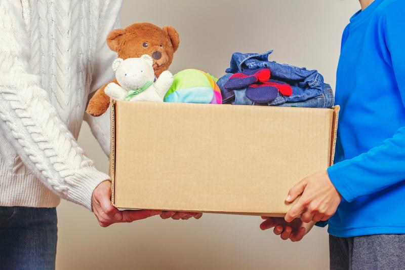 Buy Nothing groups let members reduce waste and cut costs. (Photo: Getty Images stock)