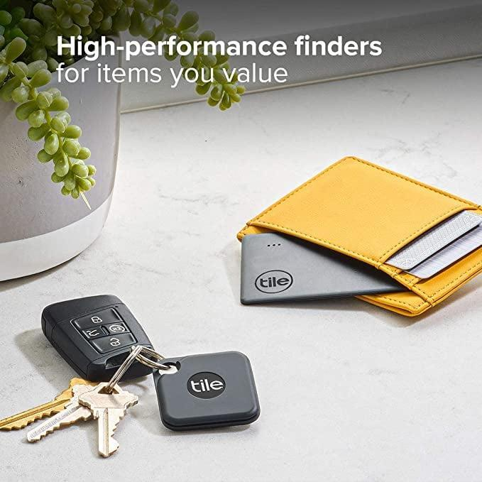 <p>Never lose your keys and now wallet again with the best-selling <span>Tile Performance Pack 2-pack (1 Pro, 1 Slim)</span> ($60).</p>