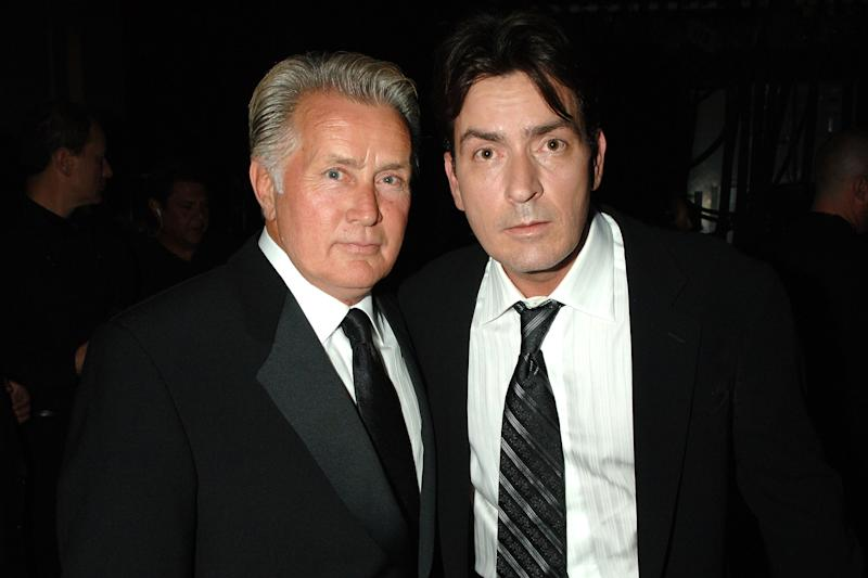 Martin Sheen 'Grateful' to Be Safe After Son Charlie Says He 'Cannot Get a Hold' of Him Amid Wildfires