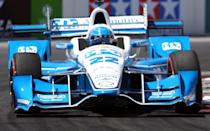 France's Simon Pagenaud Frederick M. Brown/Getty Images/AFPLONG. (AFP Photo/Frederick M. Brown)