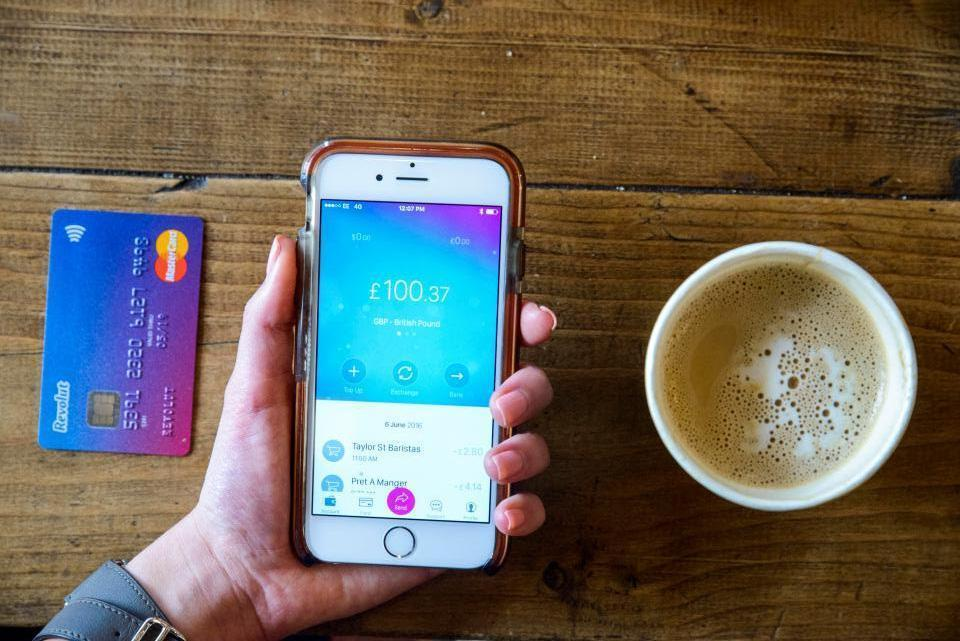 The virtual, disposable debit card from Revolut seeks to outwit fraudsters (Revolut)