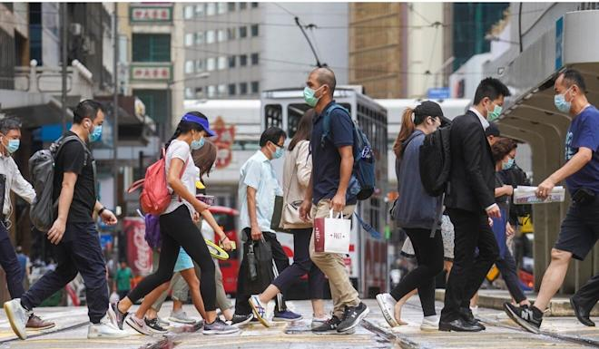 Only about 0.7 per cent of the workforce, or 21,200 people, were making HK$37.50 an hour as of mid-2019. Photo: Winson Wong