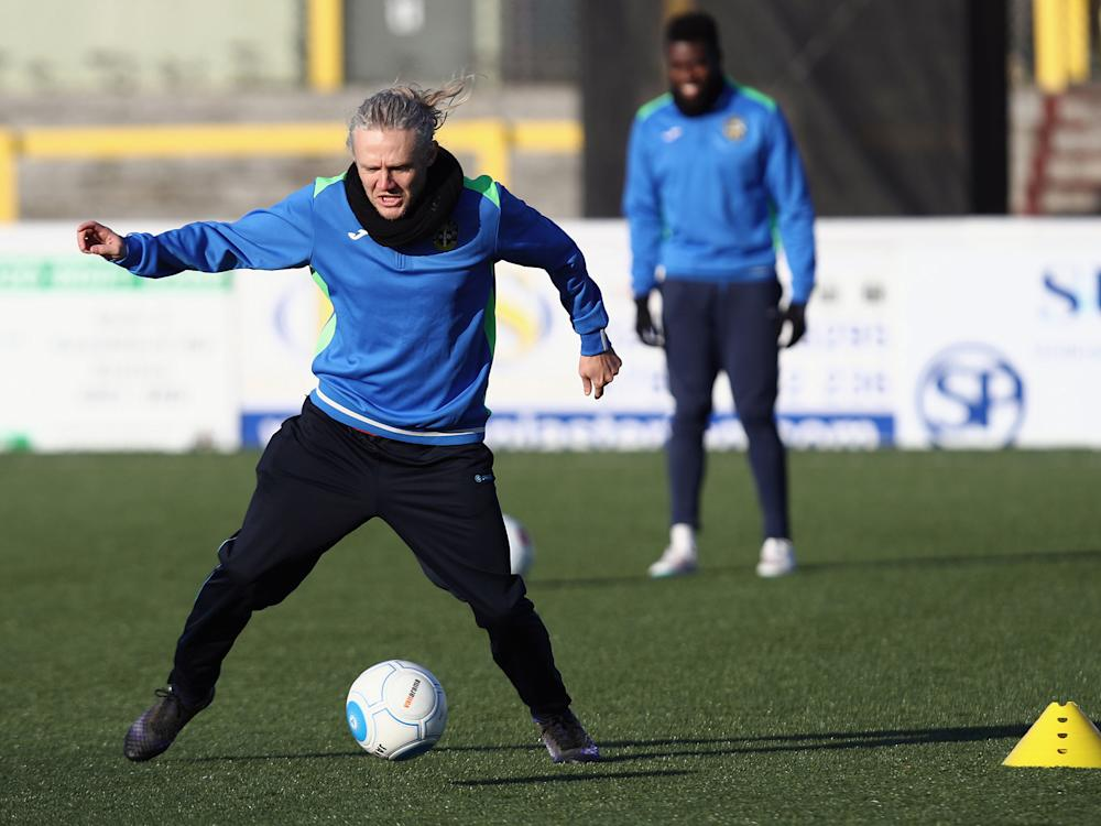 Jimmy Bullard is now manager of non-league side Leatherhead FC: Getty