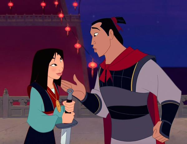 Dude Thats Really Not A Guy Credit Mulan Facebook Page