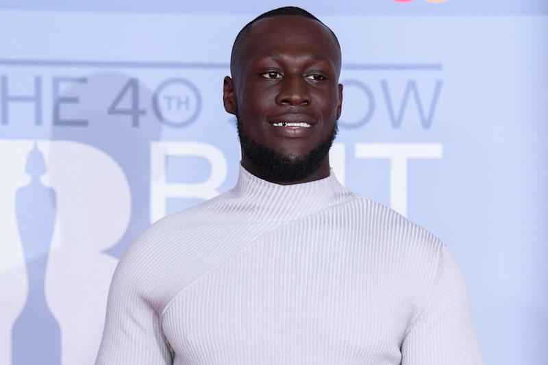 Huge donation: Stormzy will donate £10m to various groups over the next 10 years (Getty)