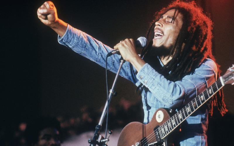 Students were told not to dress as Bob Marley if they are white - HULTON ARCHIVE