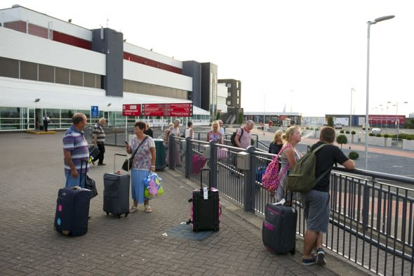 Welsh holidaymakers face 'nightmare' delays from Cyprus