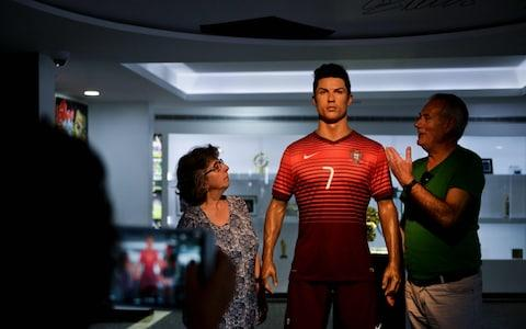 Celebrate CR7 in Madeira - Credit: AFP or licensors/PATRICIA DE MELO MOREIRA