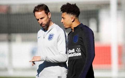Southgate has warned of the long-term effect of the lack of English players in the Premier League - Credit: ACTION IMAGES