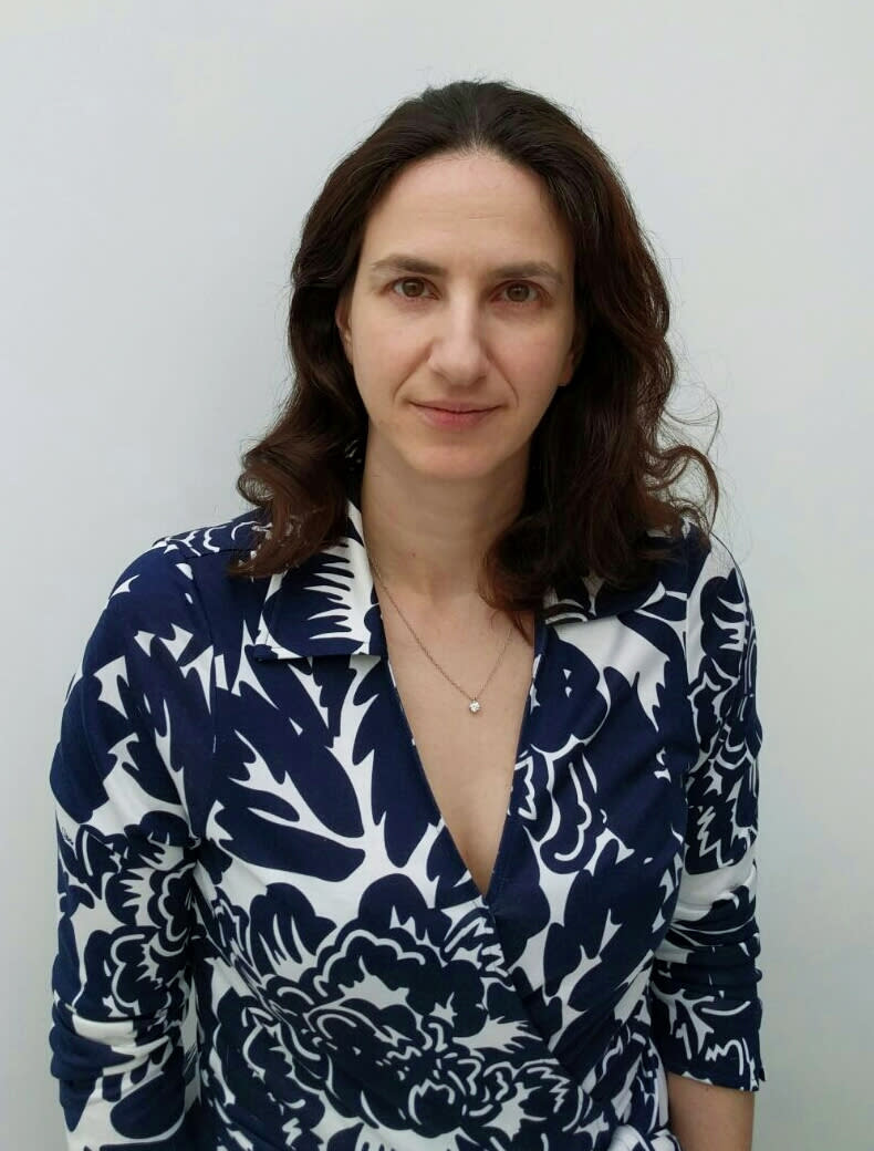 In this undated photo, Independent SAGE scientist Christina Pagel poses for a photo. The British government insists that science is guiding its decisions as the country navigates its way through the coronavirus pandemic. But a self-appointed group of independent experts led by a former government chief adviser says it sees little evidence-based about Britain's response. The independent group sits almost in parallel to the government's own scientists, assesses the same outbreak indicators and has put out detailed reports on issues such contact tracing, reopening schools and pubs, and relaxing social distancing. (Sourced by Christina Pagel via AP)