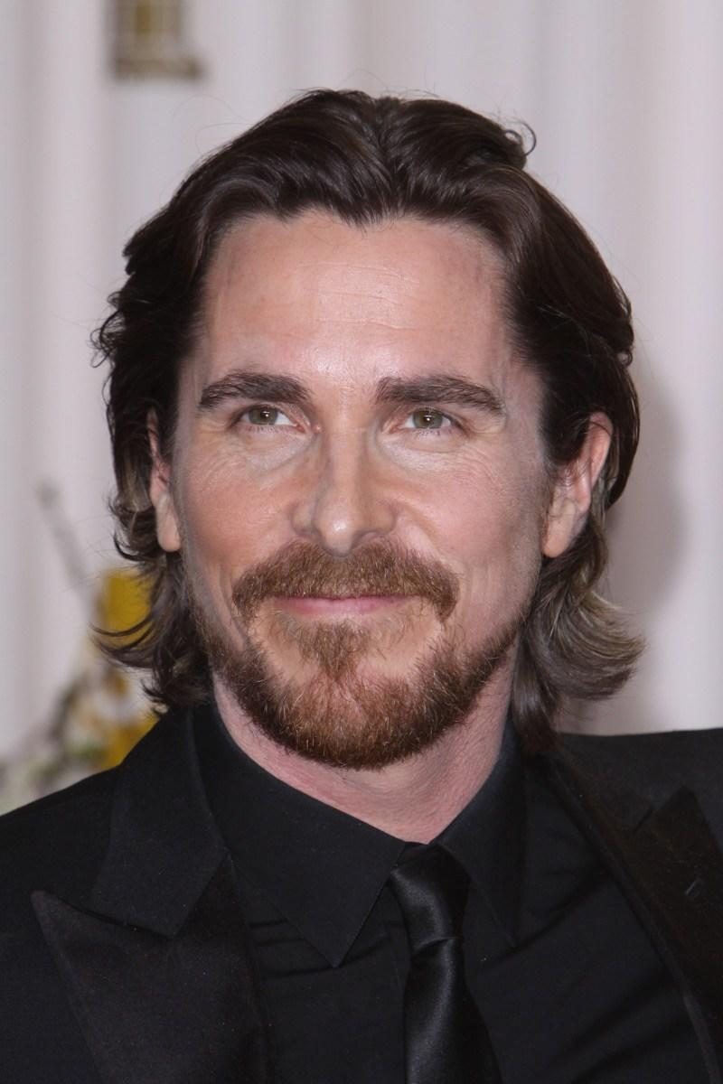 christian bale 2012, male icons