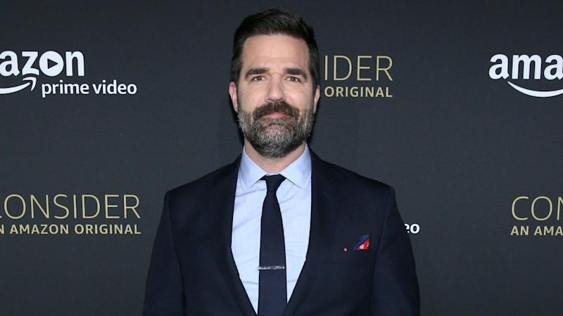 'Catastrophe' Star Rob Delaney Expecting Baby With Wife Leah