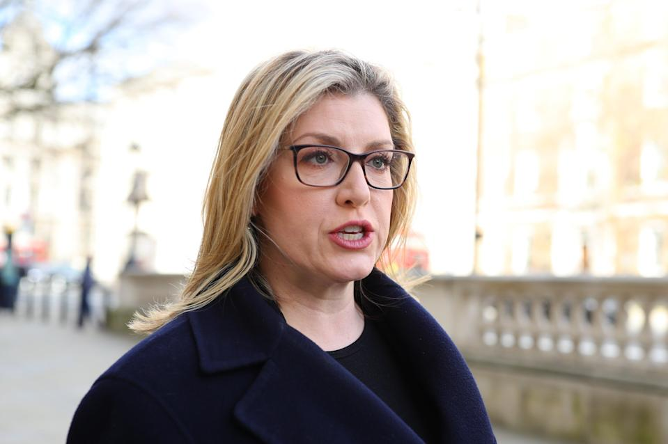 Penny Mordaunt (Aaron Chown/PA) (PA Archive)