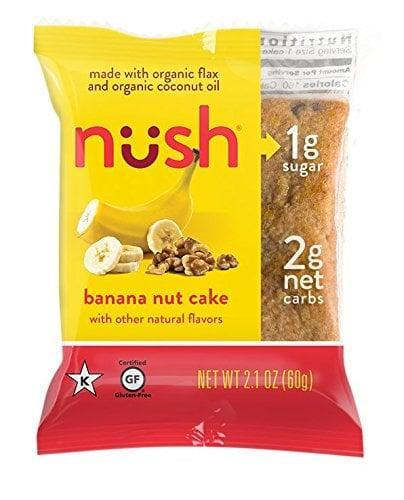 <p>With only two grams of net carbs, you won't regret these <span>Low-Carb Keto Snack Cakes</span> ($18 for six).</p>