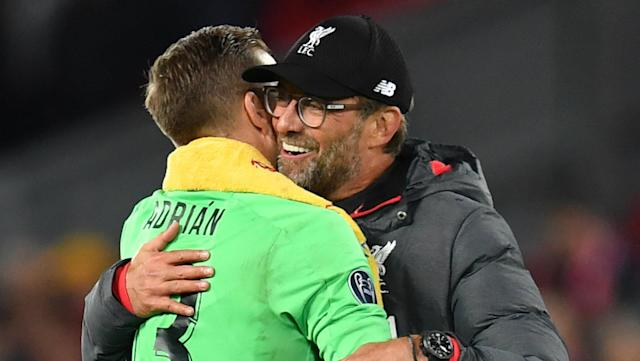"""The Spanish goalkeeper has offered an insight into the German's management style, insisting """"he does his job passionately"""" and is always """"optimistic"""""""