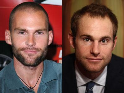 Seann William Scott / Andy Roddick