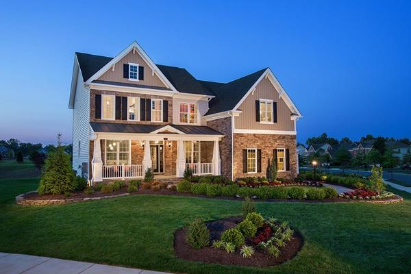 Dominion Valley Country Club:TOLL BROTHERS, AMERICA'S LUXURY HOME BUILDER