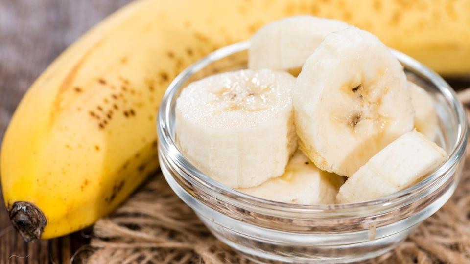 Banana is a perfect pre-workout food.
