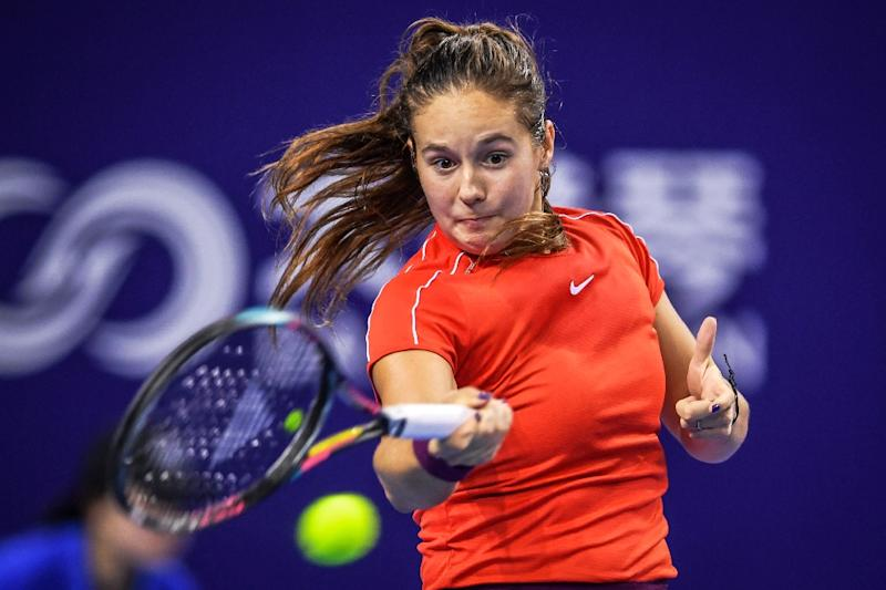 Kasatkina hits out at Zhuhai scheduling after Keys defeat