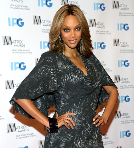 """Tyra Banks: I Was """"Too Heavy"""" at 17 to Make It as a Model in 2012"""