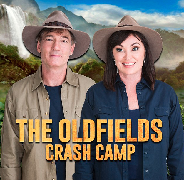 Lisa and David Oldfield entered the jungle to cause a stir, and the campmates know it. Source: Supplied