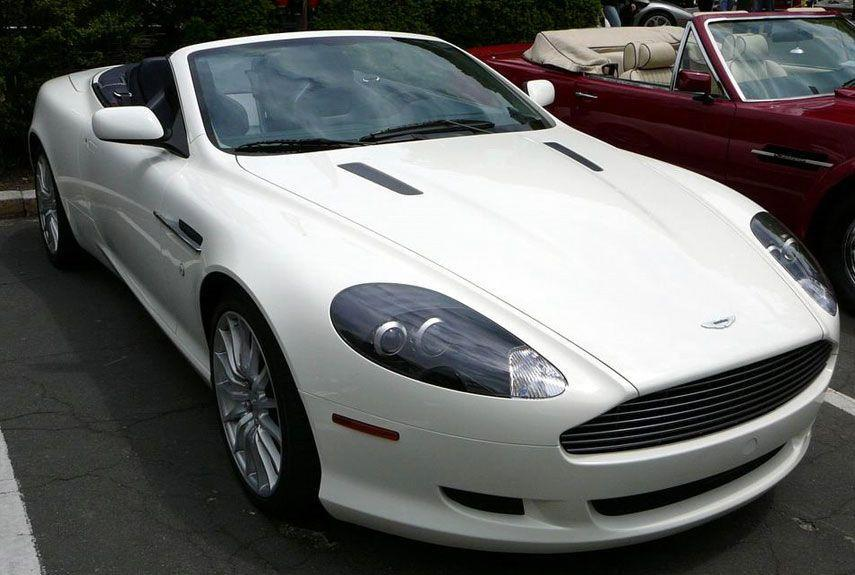 <p>The V-12-powered DB9 polished up the already attractive DB7 and set the style tone for Astons to come.</p>