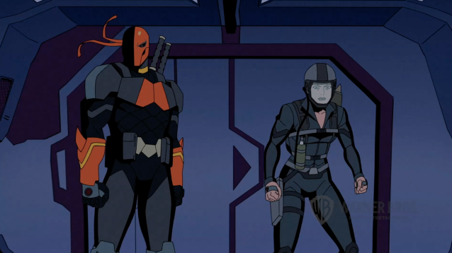 Deathstroke Knights Dragons Exclusive Clip The Iconic Dc Villain Takes Flight In His First Film