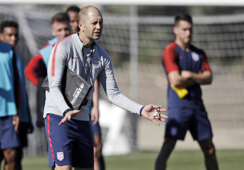 US soccer to play Jamaica in June 5 exhibition in DC