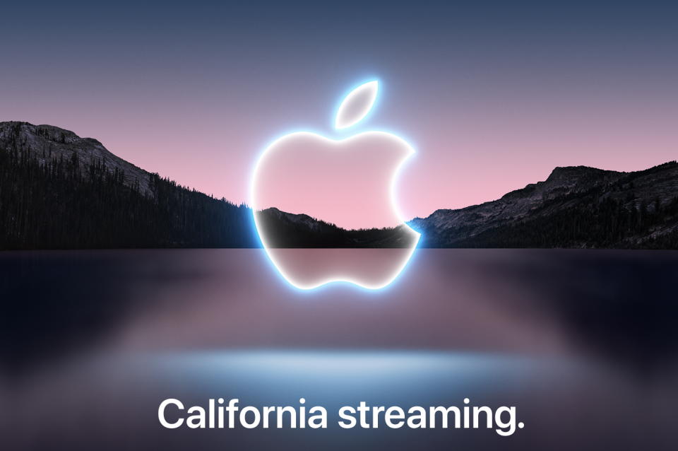 Apple's iPhone 13 event is set to kick off on Sept. 14. (Image: Apple)