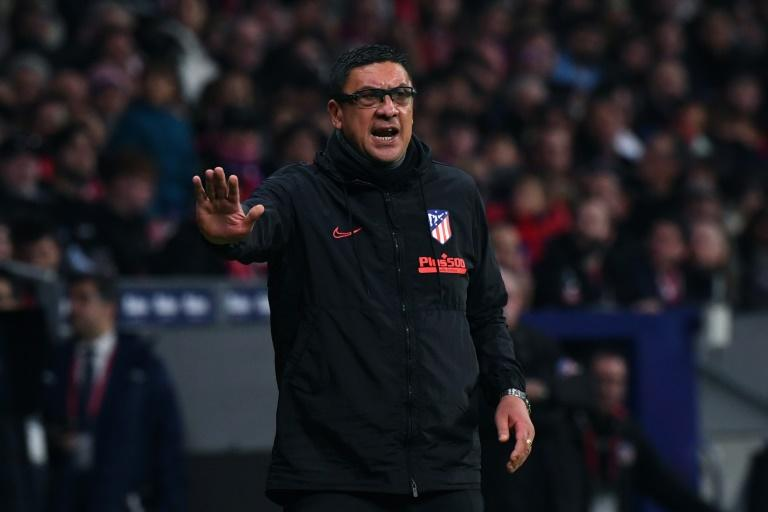 Atletico Madrid assistant coach German Burgos is leaving the club at the end of the season