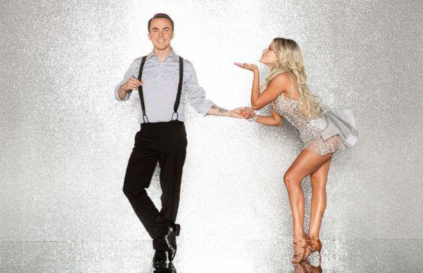 PHOTO: Frankie Muniz and pro dancer Witney Carson will compete for the mirror ball title on the new season 'Dancing With The Stars.' (Craig Sjodin/ABC)