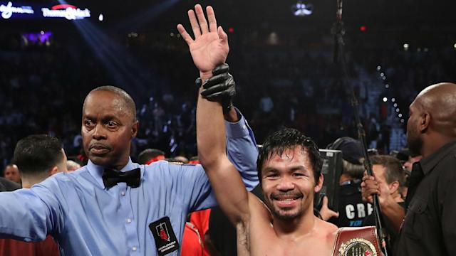 Legendary boxer Manny Pacquiao said the sport is still his passion despite also having a career in politics.