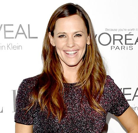Jennifer Garner On Her New Hairstyle Without Bangs Its A Big