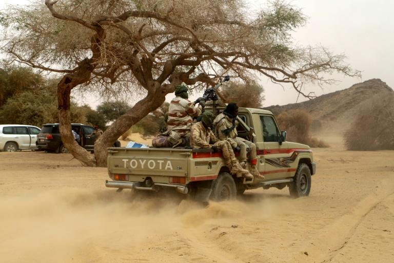 Niger soldiers are fighting jihadists in the west and the southeast