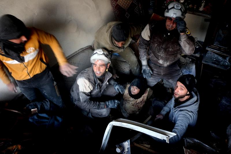 Since the White Helmets group was created in 2013, it has hired more than 3,000 volunteers and claims to have saved more than 78,000 lives