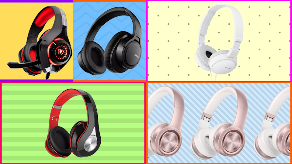 These are the best five headphones around for $28 or less. (Photo: Amazon)