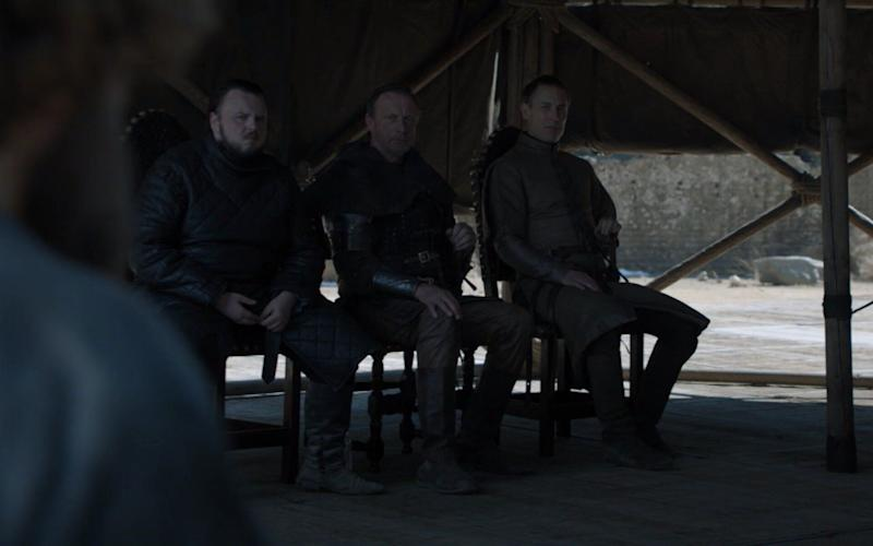 Plastic water bottle spotted in Game of Thrones finale editing fail