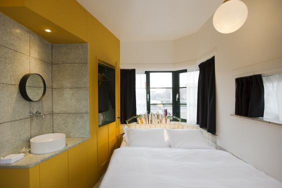 Sweet Hotels has individual suites dotted around the city (Sweets Hotel Amsterdam)