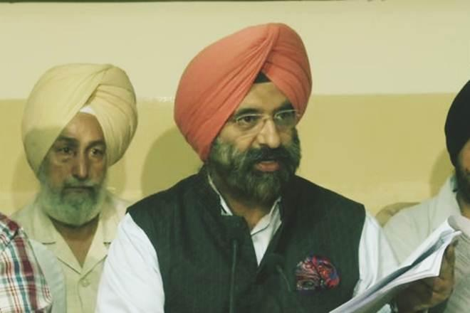The SAD spokesperson also demanded security for two witnesses who want to depose before the SIT (Special Investigation Team) probing 1984 Sikh massacre. (ANI Image)